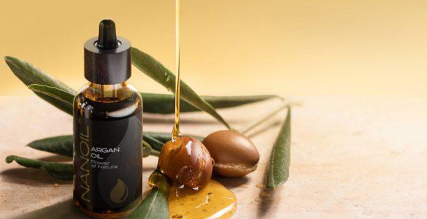 organic nanoil argan oil